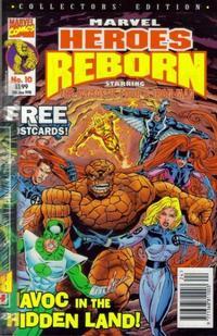 Cover Thumbnail for Marvel Heroes Reborn (Panini UK, 1997 series) #10