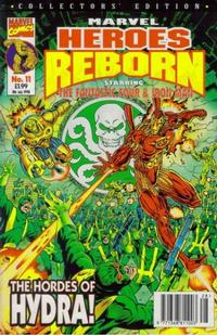 Cover Thumbnail for Marvel Heroes Reborn (Panini UK, 1997 series) #11