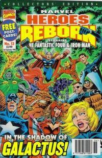 Cover Thumbnail for Marvel Heroes Reborn (Panini UK, 1997 series) #13