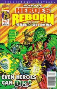 Cover Thumbnail for Marvel Heroes Reborn (Panini UK, 1997 series) #15