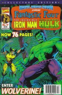 Cover Thumbnail for Marvel Heroes Reborn (Panini UK, 1997 series) #17