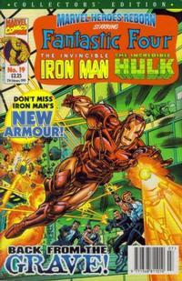 Cover Thumbnail for Marvel Heroes Reborn (Panini UK, 1997 series) #19