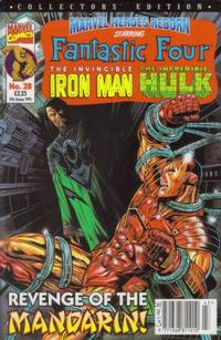 Cover Thumbnail for Marvel Heroes Reborn (Panini UK, 1997 series) #28
