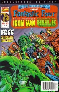 Cover Thumbnail for Marvel Heroes Reborn (Panini UK, 1997 series) #30