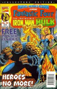 Cover Thumbnail for Marvel Heroes Reborn (Panini UK, 1997 series) #32