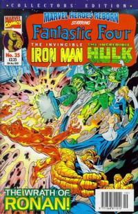 Cover Thumbnail for Marvel Heroes Reborn (Panini UK, 1997 series) #35