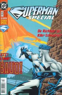 Cover Thumbnail for Superman Special (Dino Verlag, 1996 series) #13
