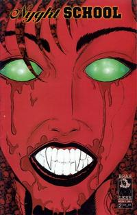 Cover Thumbnail for Nyght School (Brahless Comics, 1997 series) #2