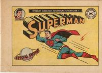 Cover Thumbnail for Superman Special Edition [Kellogg's Mini-Comic] (DC, 1954 series)