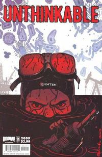 Cover Thumbnail for Unthinkable (Boom! Studios, 2009 series) #2