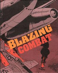Cover Thumbnail for The Blazing Combat Collection (Fantagraphics, 2009 series)