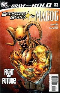 Cover Thumbnail for The Brave and the Bold (DC, 2007 series) #23 [Direct Sales]