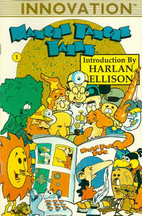 Cover Thumbnail for Mangle Tangle Tales (Innovation, 1990 series) #1