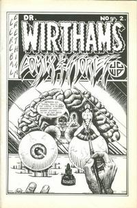 Cover Thumbnail for Dr. Wirtham's Comix & Stories (Clifford Neal, 1976 series) #2