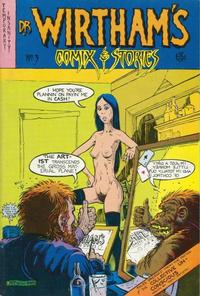 Cover Thumbnail for Dr. Wirtham's Comix & Stories (Clifford Neal, 1976 series) #3