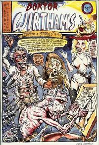 Cover Thumbnail for Dr. Wirtham's Comix & Stories (Clifford Neal, 1976 series) #9/10