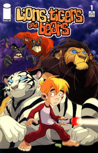 Cover Thumbnail for Lions, Tigers and Bears (Image, 2005 series) #1