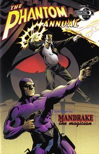 Cover Thumbnail for The Phantom Annual (Moonstone, 2007 series) #2 [Cover A]