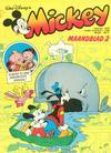 Cover for Mickey Maandblad (Oberon, 1976 series) #2/1978