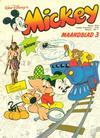 Cover for Mickey Maandblad (Oberon, 1976 series) #3/1978