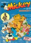 Cover for Mickey Maandblad (Oberon, 1976 series) #4/1978