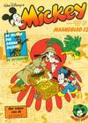 Cover for Mickey Maandblad (Oberon, 1976 series) #12/1978