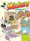Cover for Mickey Maandblad (Oberon, 1976 series) #7/1979
