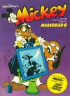 Cover for Mickey Maandblad (Oberon, 1976 series) #4/1980