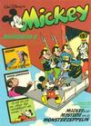 Cover for Mickey Maandblad (Oberon, 1976 series) #8/1980