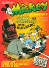 Cover for Mickey Maandblad (Oberon, 1976 series) #9/1980
