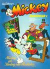 Cover for Mickey Maandblad (Oberon, 1976 series) #1/1981