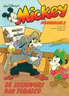 Cover for Mickey Maandblad (Oberon, 1976 series) #2/1981