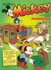 Cover for Mickey Maandblad (Oberon, 1976 series) #6/1981