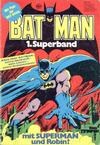 Cover for Batman Superband (Egmont Ehapa, 1974 series) #1