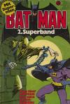 Cover for Batman Superband (Egmont Ehapa, 1974 series) #2