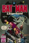Cover for Batman Superband (Egmont Ehapa, 1974 series) #5