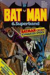 Cover for Batman Superband (Egmont Ehapa, 1974 series) #6