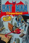 Cover for Batman Superband (Egmont Ehapa, 1974 series) #7