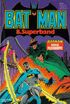 Cover for Batman Superband (Egmont Ehapa, 1974 series) #8