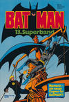 Cover for Batman Superband (Egmont Ehapa, 1974 series) #13