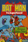 Cover for Batman Superband (Egmont Ehapa, 1974 series) #14