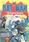 Cover for Batman Superband (Egmont Ehapa, 1974 series) #17