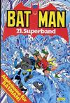 Cover for Batman Superband (Egmont Ehapa, 1974 series) #21
