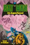 Cover for Batman Superband (Egmont Ehapa, 1974 series) #23