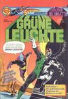 Cover for Grüne Leuchte (Egmont Ehapa, 1979 series) #9/1981