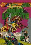 Cover for Grüne Leuchte (Egmont Ehapa, 1979 series) #12/1981