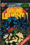 Cover for Grüne Leuchte (Egmont Ehapa, 1979 series) #1/1982