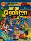 Cover for Junge Giganten (Egmont Ehapa, 1981 series) #1