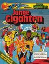Cover for Junge Giganten (Egmont Ehapa, 1981 series) #2
