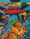 Cover for Junge Giganten (Egmont Ehapa, 1981 series) #4